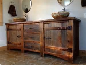 Antique rustic bathroom vanities furniture home flowers