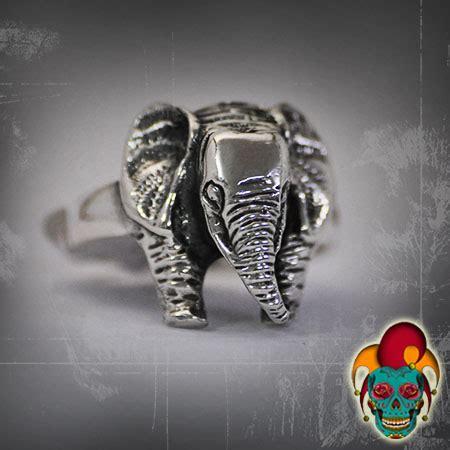 elephant tattoo with jewelry elephant silver ring village tattoo nyc