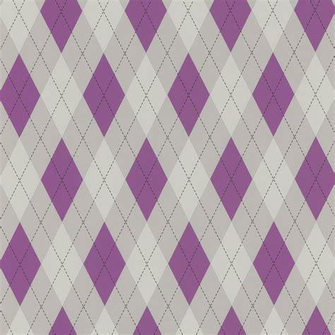 Plum And Gray Bathroom - caselio check wallpaper cream soft grey purple caselio from i love wallpaper uk