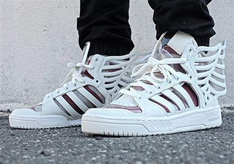 jeremy scott  adidas originals wings  cut   sneakernewscom