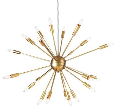 Satellite Chandelier Satellite Chandelier Design Within Reach Midcentury Chandeliers By Design Within Reach