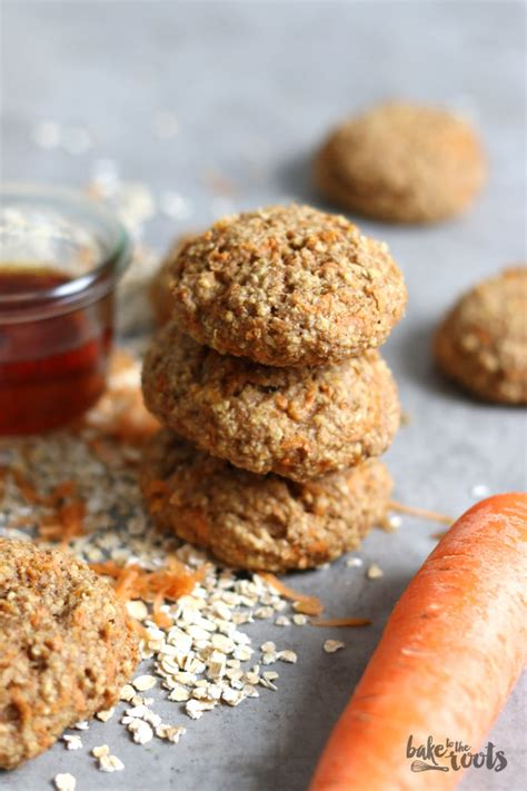 bake to the roots carrot oats cookies bake to the roots