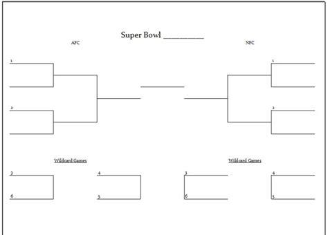 printable nfl playoff schedule bracket printable nfl playoff brackets kitty baby love