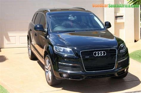 2005 audi q7 for sale 2005 audi q7 3 0 used car for sale in johannesburg city