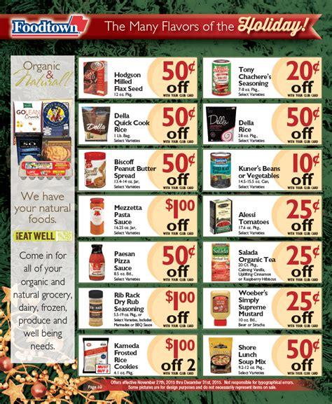 Foodtown Gift Card - page 10 foodtown