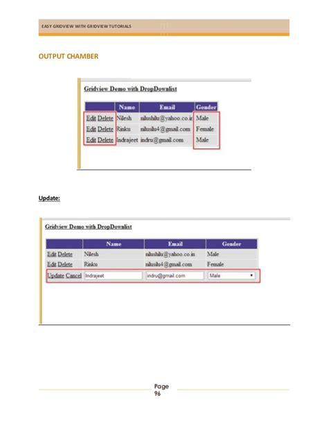 tutorial asp net gridview step by step asp net gridview tutorials
