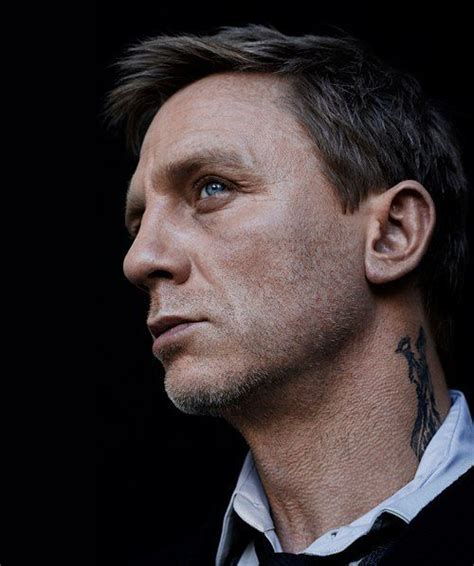 daniel craig tattoo i if that is really his beautiful
