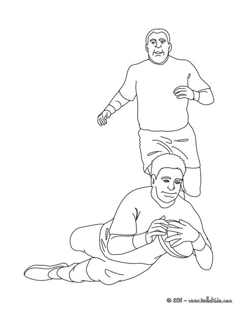 printable rugby images rugby try coloring pages hellokids com