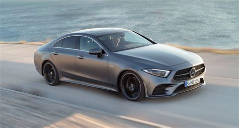 Mercedes Cls 2019 by 2019 Mercedes Cls Gets A New Inline Six And Can Seat Five
