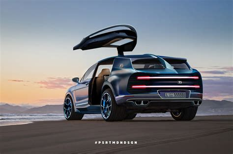 suv bugatti bugatti megalon rendering is the most expensive suv you ve
