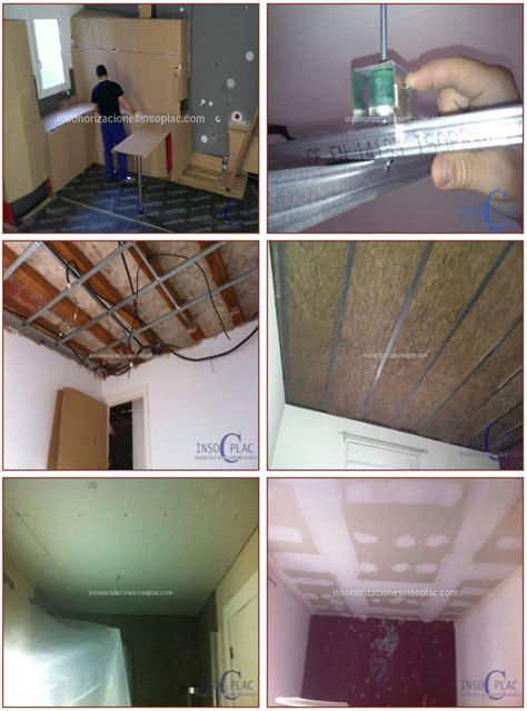 insonorizacion de techos insoplac insonorizar techo
