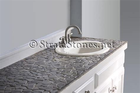 grey pebble tiles bathroom google image result for http www stratastones net images
