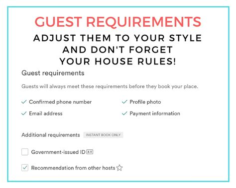 airbnb rules instant booking pros and cons
