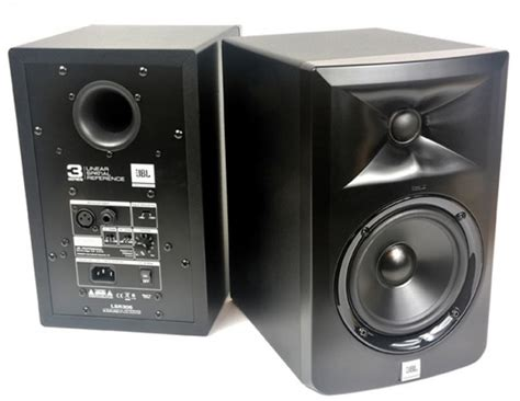 Speaker Aktif Jbl Lsr305 jbl lsr305 two way bi powered studio monitor each studio monitors subwoofers speakers