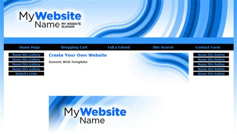 templates for building your own website multi purpose template site builder and web hosting service