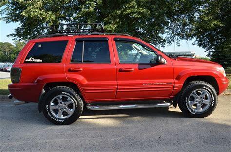 2004 Jeep Grand Wj Daredevil Wj 2004 Jeep Grand Cherokeelimited Sport Utility