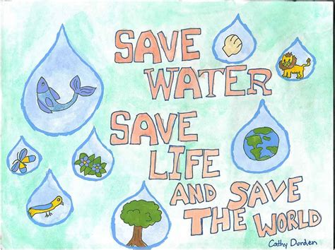 Hemat The Way To Win save water save earth my salad days