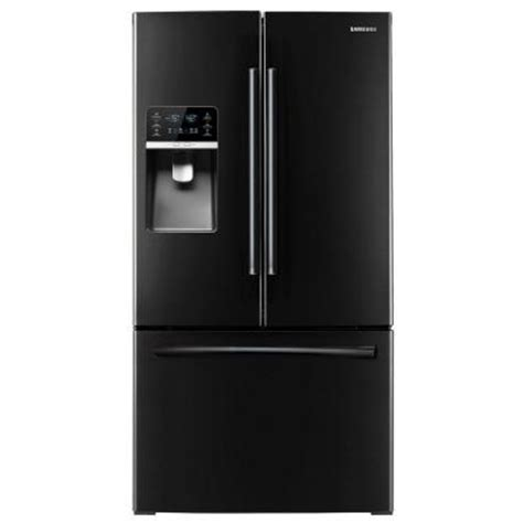 samsung 30 5 cu ft door refrigerator in black