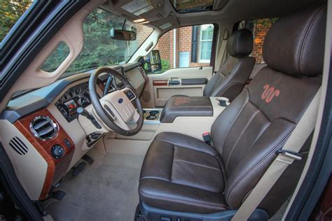 2014 King Ranch Interior by 2015 Ford Duty King Ranch Interior Car Interior Design