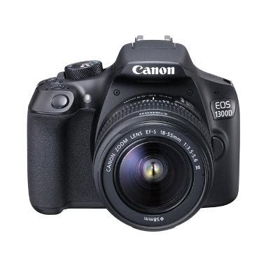 Kamera Dslr Canon Professional jual canon eos 1300d kit 18 55mm iii kamera dslr harga kualitas terjamin blibli