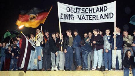 wann war die wiedervereinigung deutsche einheit so teuer war die wiedervereinigung bisher