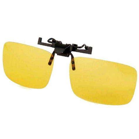 Kacamata Clip On Malam kacamata klip on anti silau saat malam view clip