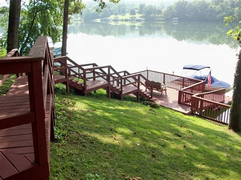 Lakefront Cabins For Sale In Tennessee by Lakefront Homes For Sale On Boone Lake In Piney Flats Tn