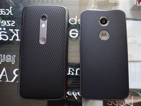 X X Play Moto X Play Compared To Moto X 2nd Mobilesyrup