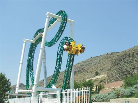 theme park benidorm terra mitica inferno