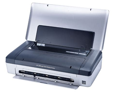 Printer Hp Portable hp officejet 100 mobile printer review expert reviews