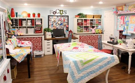 quilt room ideas sewing room ideas