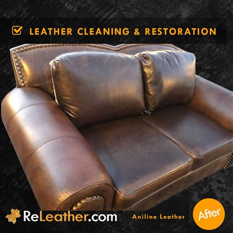 aniline leather sofa cleaning review home co