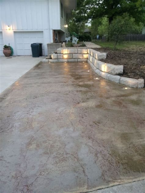 Cooldeck by Leo Concrete Stamped Concrete Gallery