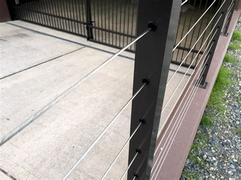 Stainless Steel Deck Railing Aluminum Railings American Railworks