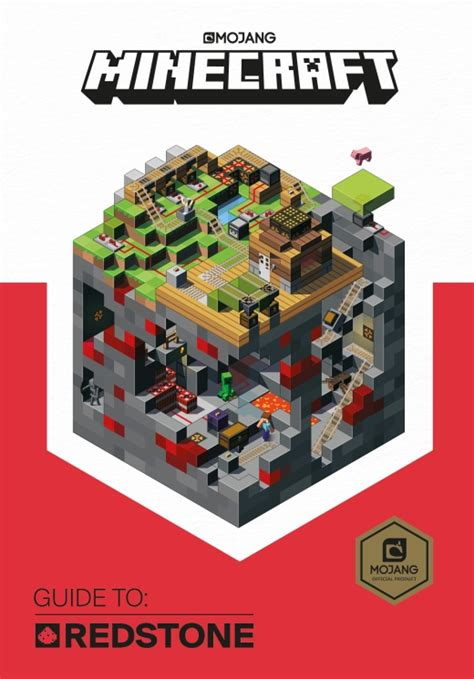 the guide to guides books minecraft redstone handbook updated edition egmont