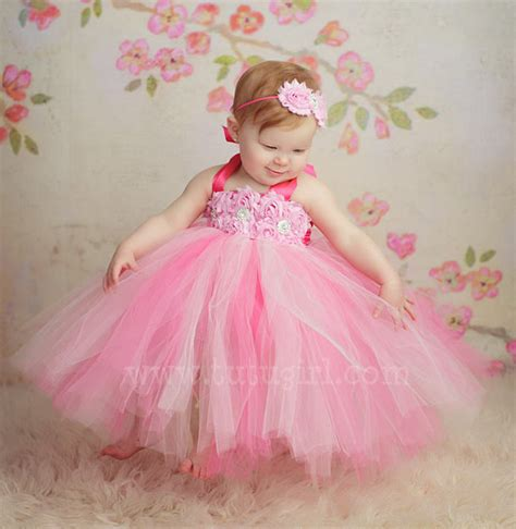 Dress Tutu Girly pink tutu dress