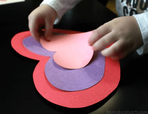 valentines day for preschoolers images of craft for preschoolers