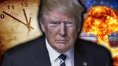 donald trump ww3 doomsday clock donald trump ww3 end time prophecy
