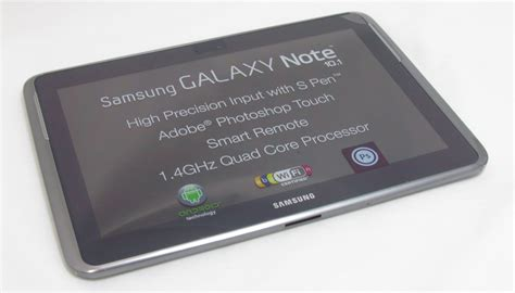 Tablet Samsung Note 10 samsung galaxy note 10 1 experiment crash and burn