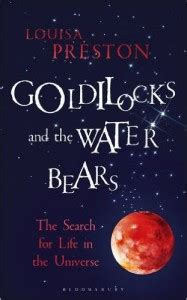 outer space policy and practice books new book quot goldilocks and the water bears the search for