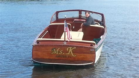 rare chris craft boats rare 1959 26 chris craft sea skiff boat for sale from usa