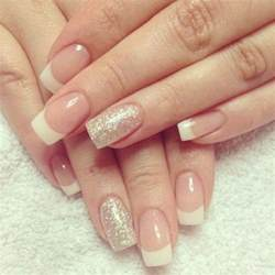 French Design 60 french tip nail designs herinterest com