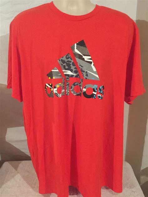 new adidas go to big and logo t shirt 3xl 4xl 5xl 3xlt 4xlt ebay