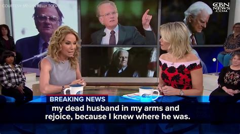 kathie lee gifford billy graham kathie lee gifford takes megyn kelly to church after billy