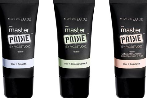 Maybelline Primer testing maybelline s buzzy new primers racked
