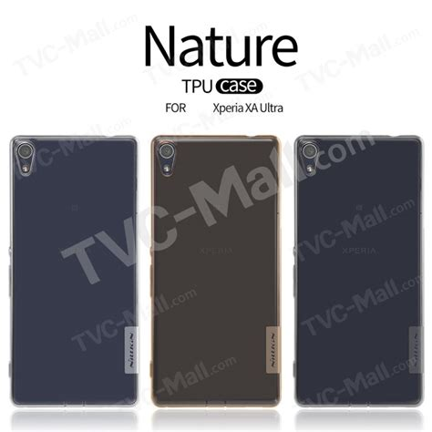 Soft Nillkin Sony Xperia Xa Ultra Tpu Nature Series Ready nillkin 0 6mm nature tpu soft for sony xperia xa