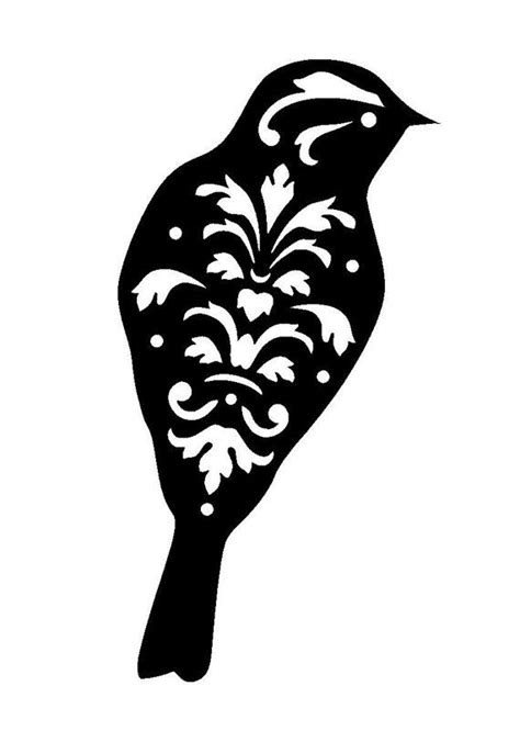 Best 25 Bird Stencil Ideas On Pinterest Free Stencils Love Birds And Stencil Templates Bird Design Templates