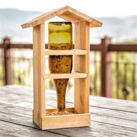 homemade wooden bird feeders bird feeders pinterest