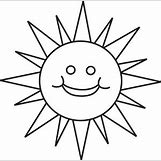 Happy Face Sun Black And White | 300 x 295 jpeg 22kB