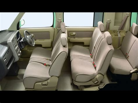 nissan cube interior cube 3 by nissan small multi purpose vehicle carlist